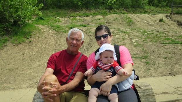 Evelyn, Amy, and Tom, Kansas City, Kansas