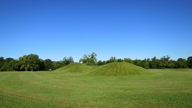 Mound City, Hopewell Culture National Historical Park, Ohio