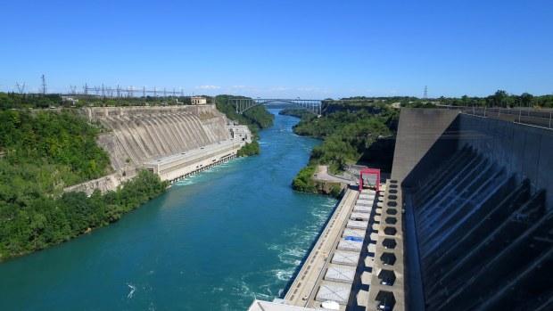 Robert Moses Niagara Power Plant, New York