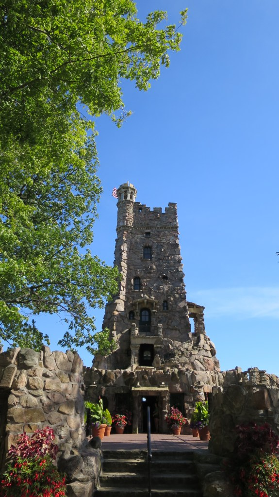 Alster Tower, Boldt Castle, Thousand Islands Region, New York