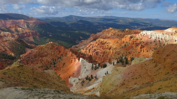 North View Overlook, Cedar Breaks National Monument, Utah