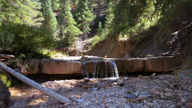 Ashdown Creek, Rattlesnake Trail, Ashdown Gorge Wilderness, Dixie National Forest, Utah