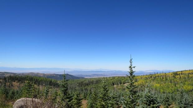 Near Brian Head, Dixie National Forest, Utah