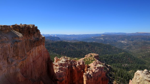 Strawberry Point, Dixie National Forest, Utah
