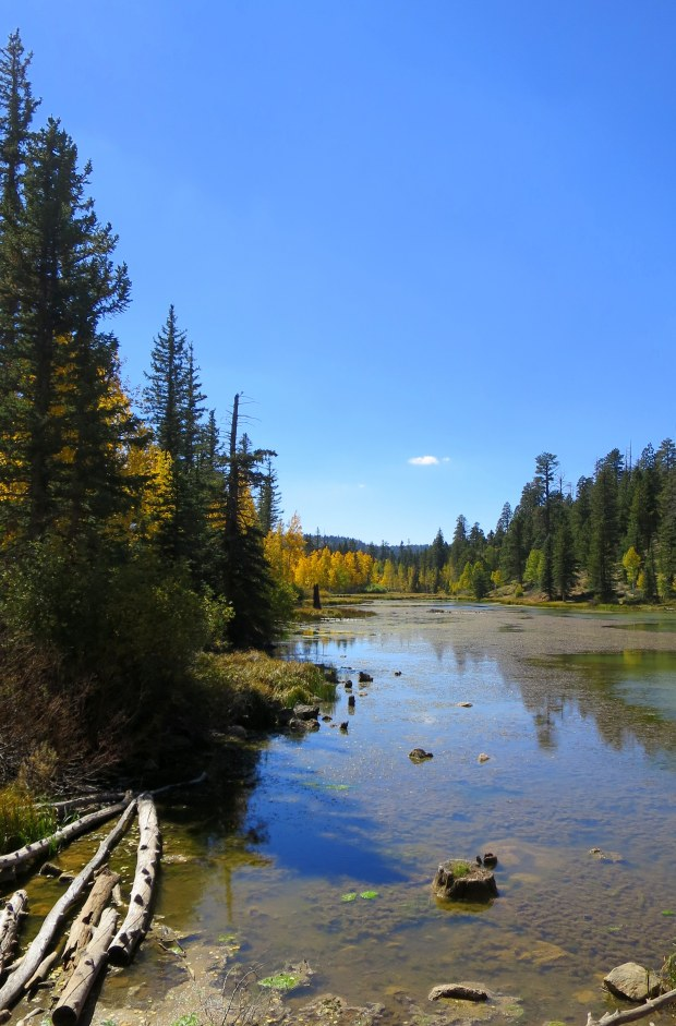 Aspen Mirror Lake, Dixie National Forest, Utah