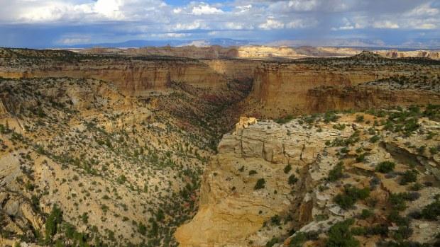 Ghost Rocks Viewpoint, Utah