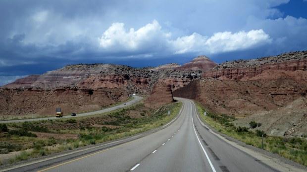 I-70, Utah