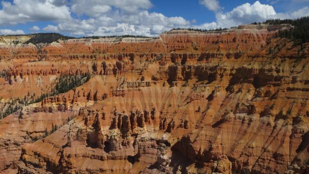 Ramparts Overlook, Cedar Breaks National Monument, Utah