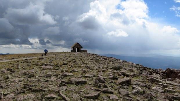 Brian Head Peak, elevation 11,300 feet, Dixie National Forest, Utah