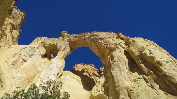 Grosvenor Arch, Grand Staircase-Escalante National Monument, Utah