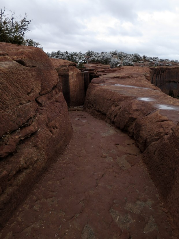 White House Ruins Trail, Canyon de Chelly National Monument, Arizona