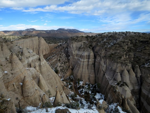 Canyon Trail, Kasha-Katuwe Tent Rocks National Monument, New Mexico