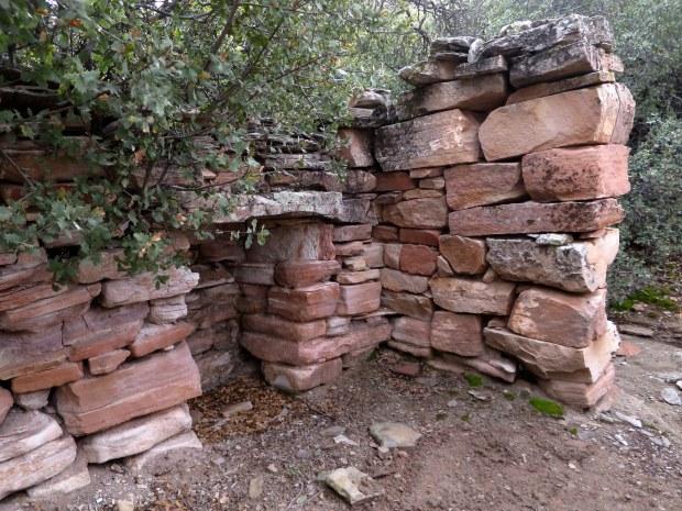 Rock miner's house, Red Cliffs National Conservation Area, Utah