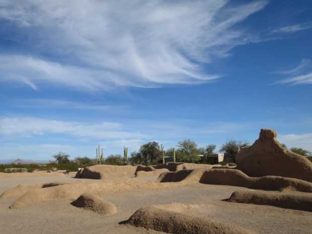 Compound, Casa Grande Ruins National Monument, Arizona