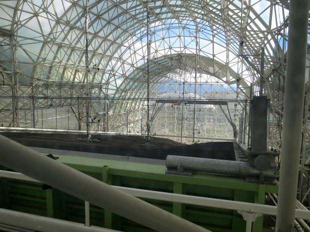 Landscape evolution observatory, Biosphere 2, Arizona