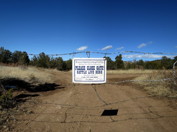 "I loved this sign - ""Something amiss? Call..."" Lincoln National Forest, New Mexico"