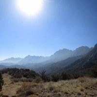 Baylor Pass Trail
