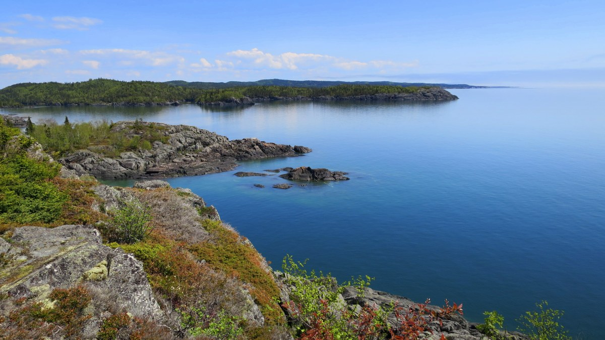Pukaskwa National Park Part 2 Beach Trail And Manito