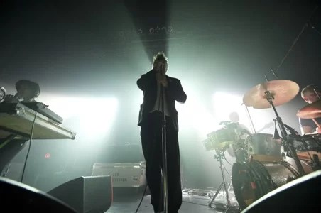 Lcd Soundsystem- You wanted a hit (Soulwax remix)