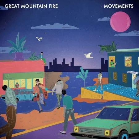 great moutain fire