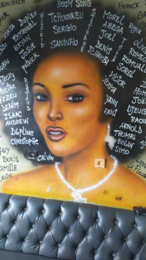 street art douala C