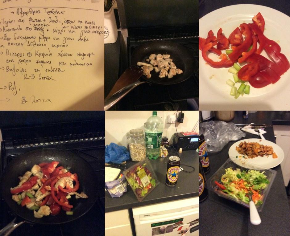 Food Protses