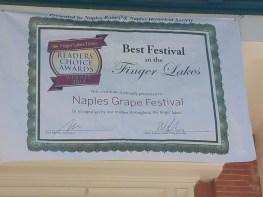 Best Festival in the Finger Lakes