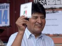 Resultado parcial indica derrota de Evo Morales em referendo por quarto mandato