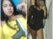 Veja – 'Princesa do tráfico' da praça 14, tem fotos intimas vazadas na web e viraliza
