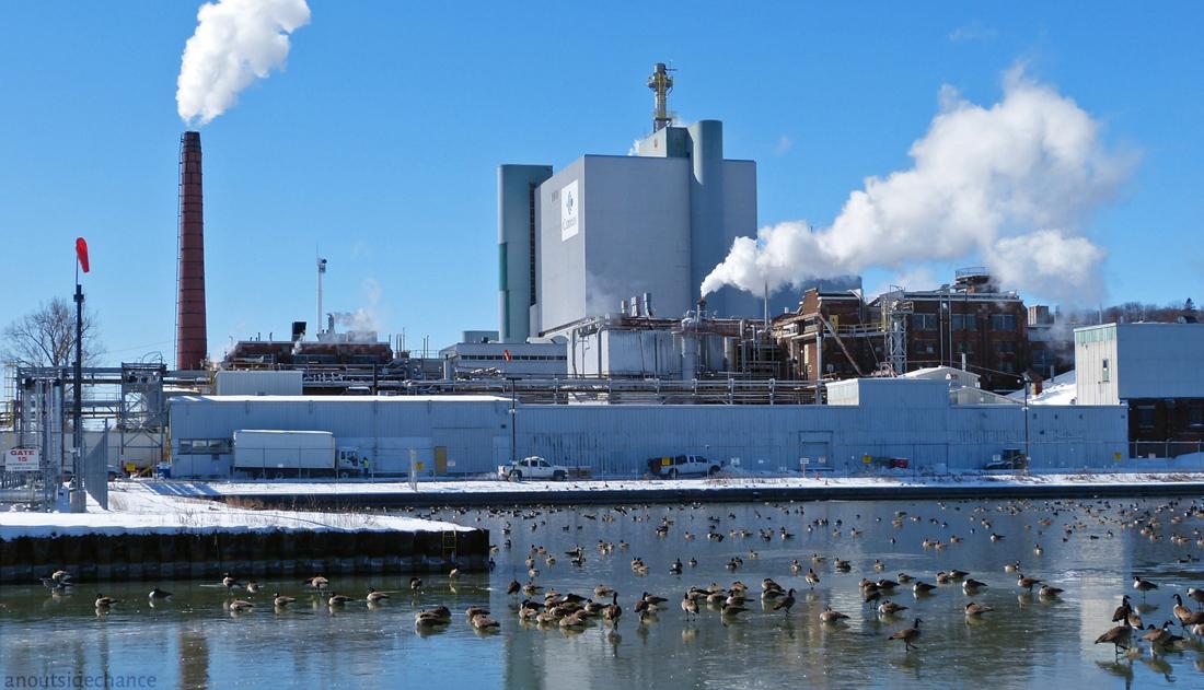 Cameco uranium conversion facility, Port Hope Ontario