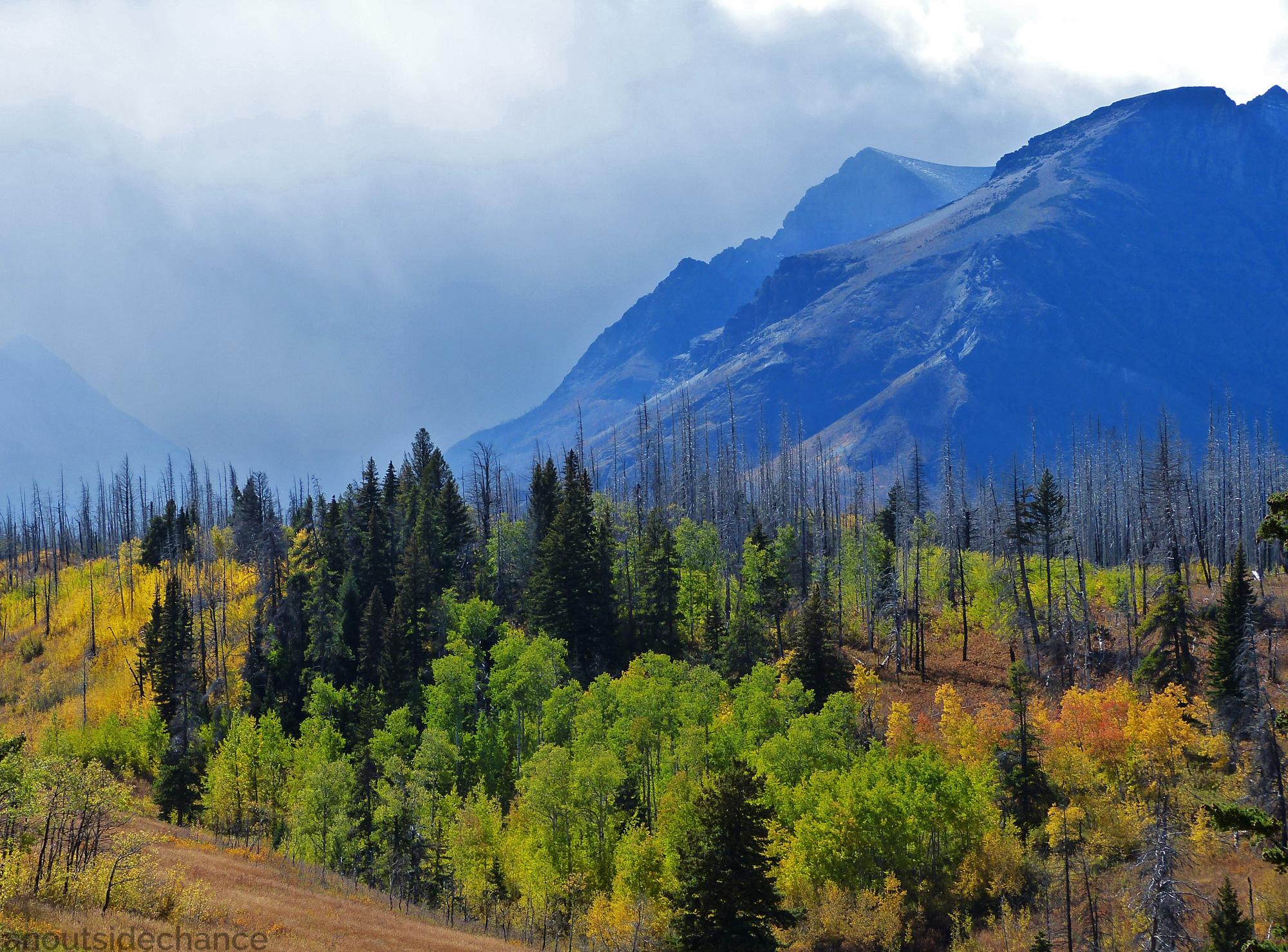 Glacier National Park – An Outside Chance