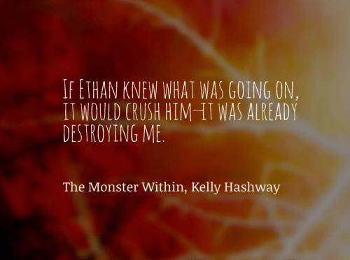 Monster Within teaser 4
