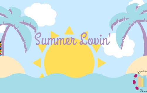 Summer Lovin book tag picture
