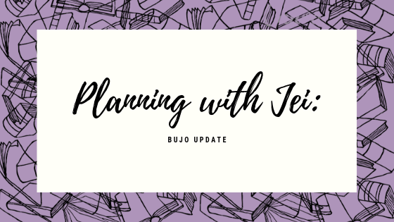 Planning With Jei: October