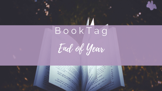End of the Year Book Tag: 2019