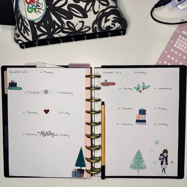 Planning With Jei: December