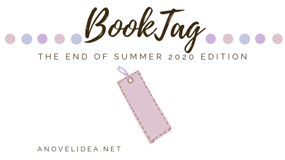 The End of Summer Book Tag