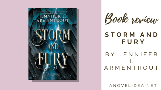 Book Review Banner Storm and Fury