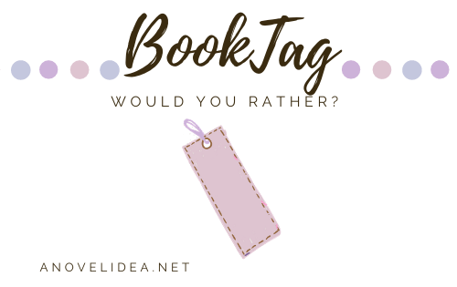 Would You Rather Book tag