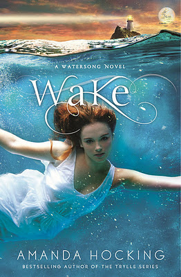 Cover:  Amanda Hocking – Wake