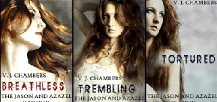 V.J. Chambers – Jason and Azazel Trilogy