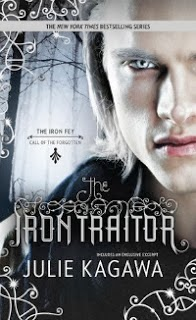 Julie Kagawa – The Iron Traitor