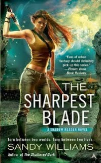 Sandy Williams – The Sharpest Blade