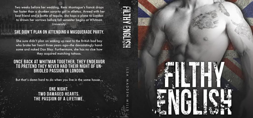 Ilsa Madden Mills – Filthy English