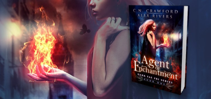 C.N. Crawford, Alex Rivers – Agent of Enchantement