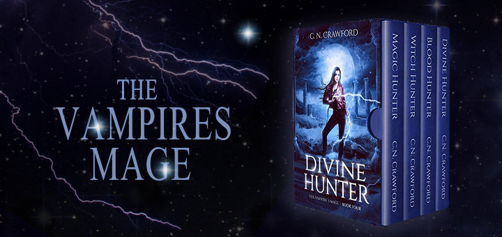 C.N. Crawford – Divine Hunter