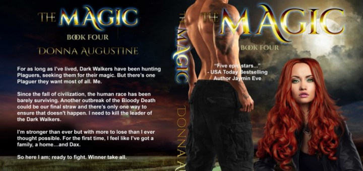 Donna Augustine – The Magic