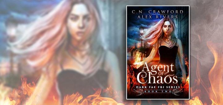 C.N. Crawford, Alex Rivers – Agent of Chaos