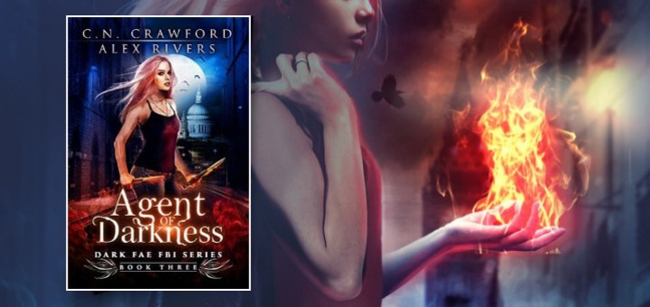 C.N. Crawford, Alex Rivers – Agent of Darkness