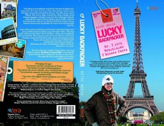 Lucky Backpacker goes to Europe